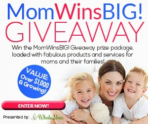 Mom Wins Big! Bundled Giveaway US Ends 4/4
