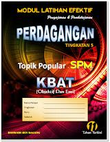 MODUL EFEKTIF TOPIK POPULAR (KBAT) PERDAGANGAN 2016
