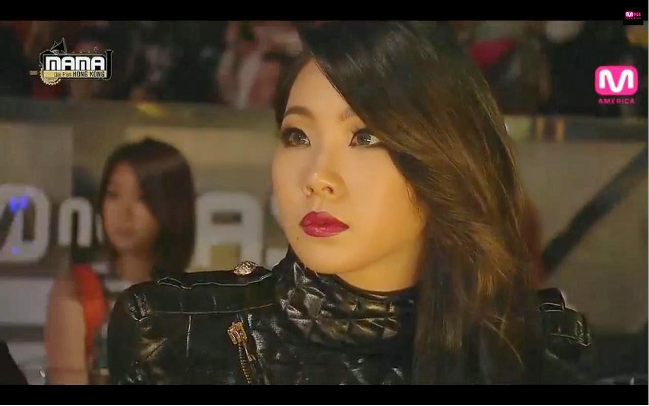Lee Hyori. CL