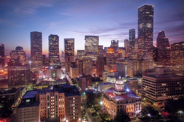 Houston City Of United State Of America