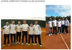 TENNIS CLUB CHIOGGIA COPPA COMITATO 2015 -16