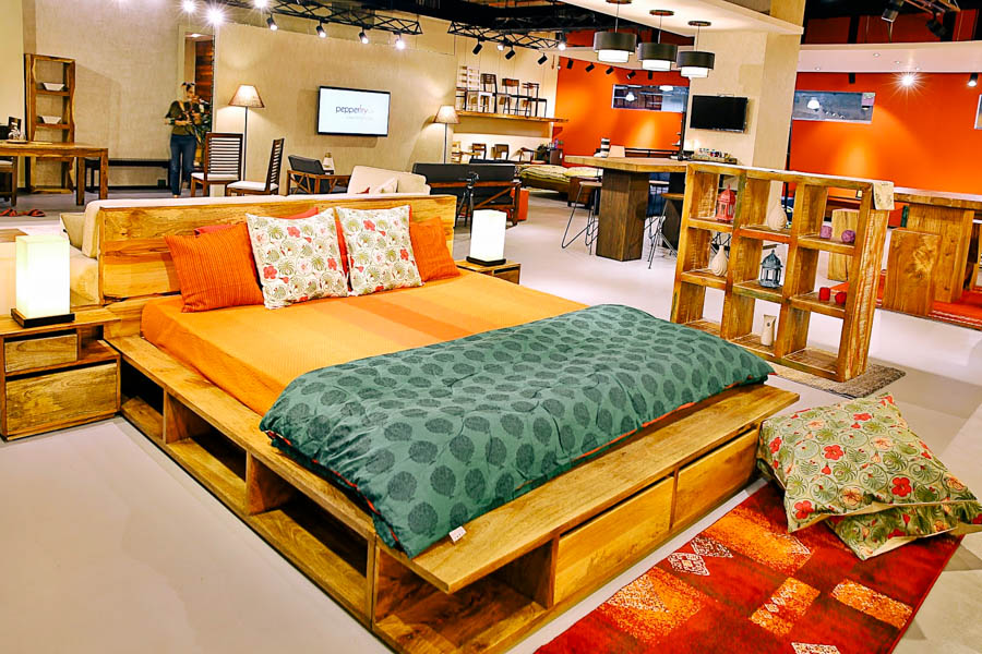 Life etc Home furniture showroom in bangalore