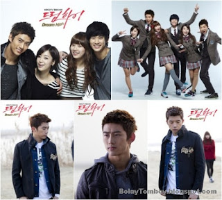 Foto Pemain Dream High Korean Drama