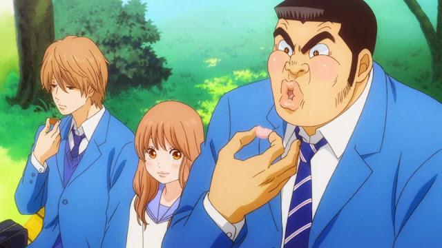 Cosplay Ore Monogatari!! - Gouda Takeo, Yamato Rinko, Sunakawa Makoto w anime