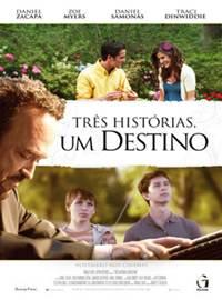 Três Histórias Um Destino DVDRip AVI Dual Áudio + RMVB Dublado