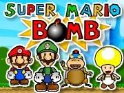 Süper Mario Bomberman Oyunu