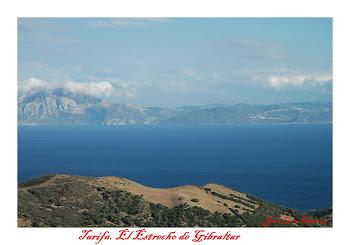 El Estrecho de Gibraltar (España y Marruecos)