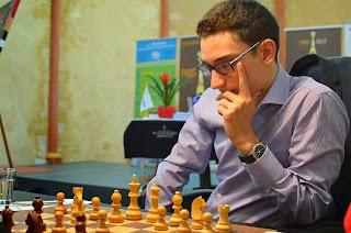 Echecs : Fabiano Caruana remporte le tournoi de Dortmund, une ronde avant la fin © Photo site officiel