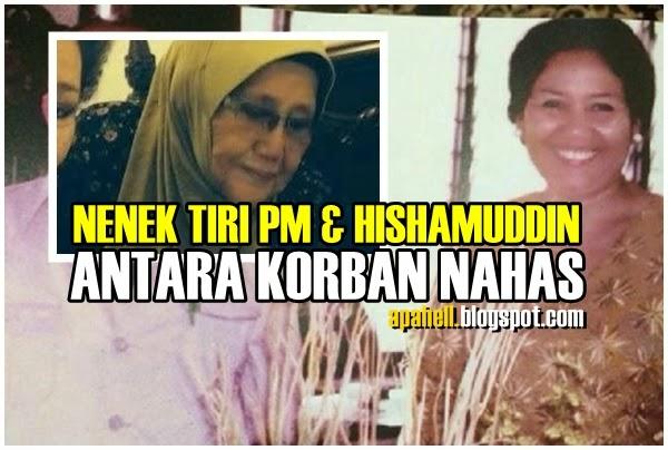 MH17 : Nenek Tiri PM & Hishamuddin Antara Penumpang Pesawat