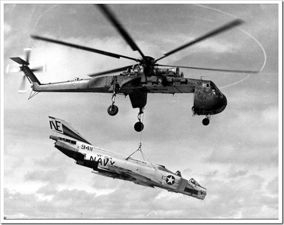 9 - Sikorsky CH-54 Tarhe