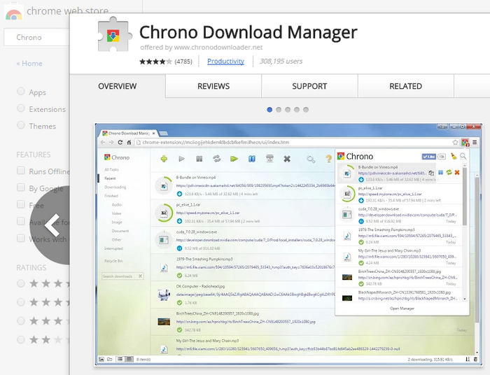 10 Best Google Chrome Download Manager Extensions