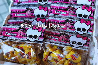 Personalizados monster high