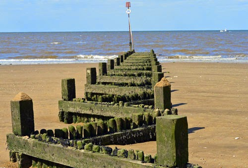 Hunstanton Beach, Norfolk