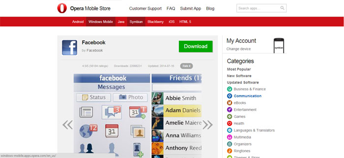 Java fb download free