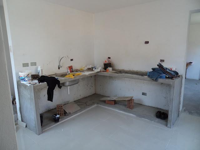 Oniria obra en proceso nueva cocina - Cuanto cuesta una cocina nueva ...