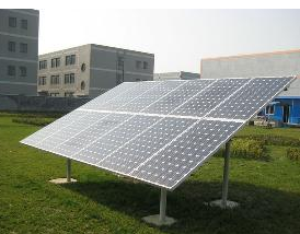 Grid power backup via Solar power and flywheels at affordable prices