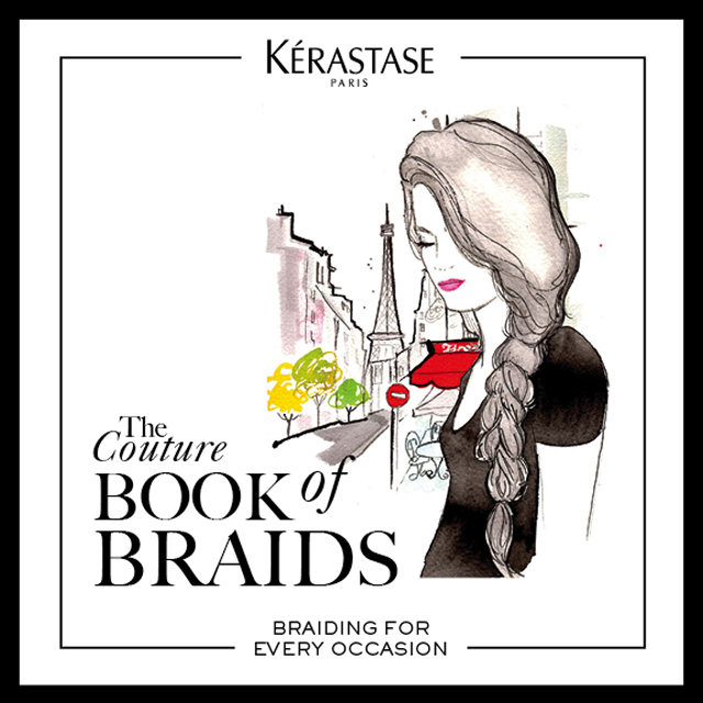 Kerastase Book of Braids, Kerastase materialiste