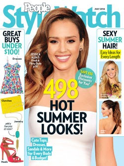 People Style Watch Women Fashion Magazine July 2014 All In All Magazines