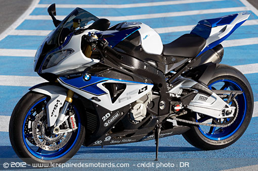 New BMW S1000rr Hp4 2013 Competition Edition