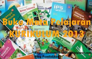 Download Buku Pegangan Siswa Kurikulum 2013 Untuk SD