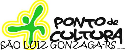 PONTO DE CULTURA EM SÃO LUIZ GONZAGA