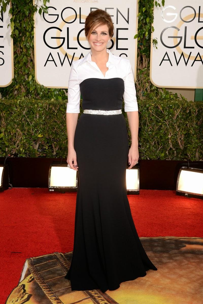 Golden Globe Julia Roberts
