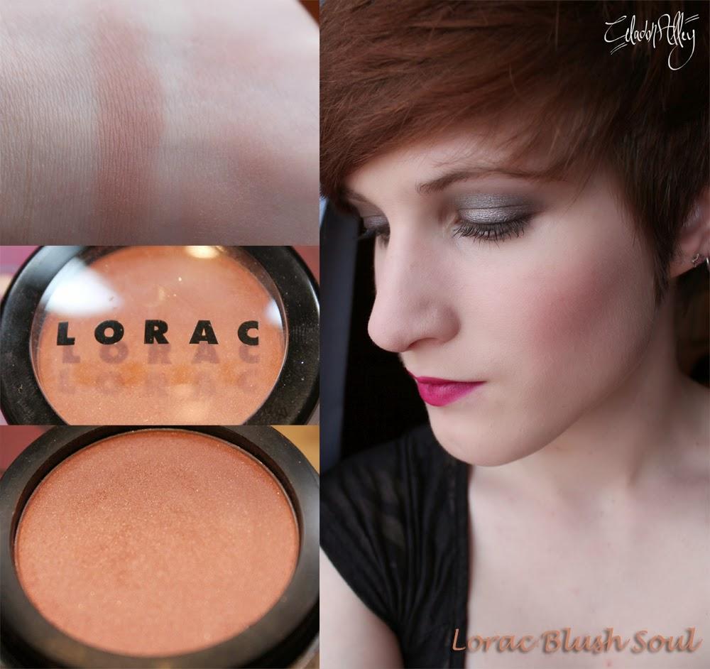 Lorac Blush Soul