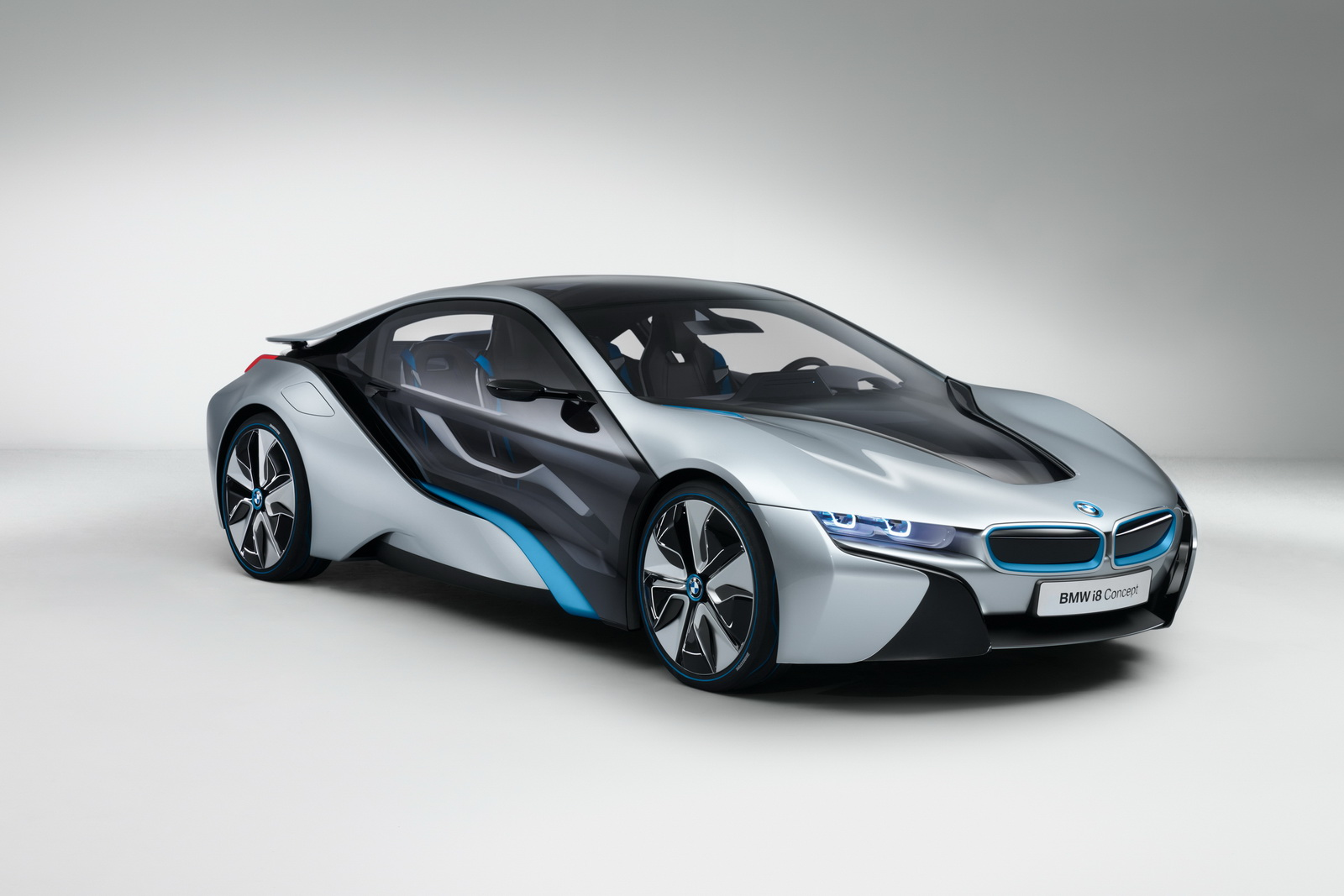 BMW i8 New Car Mode