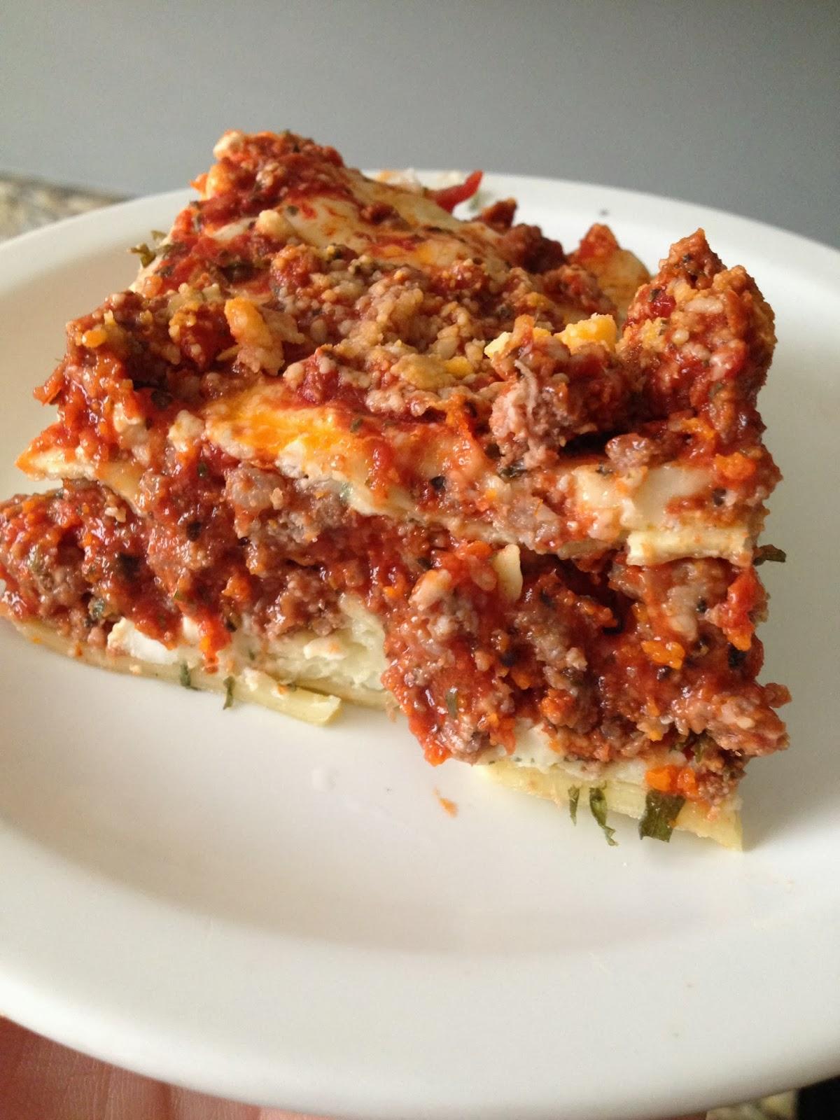 EatYourHeartOut: Pioneer Woman's Lasagna