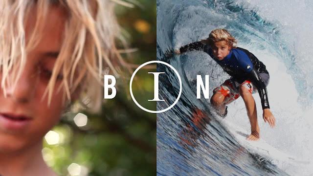 Ibon Yarritu - surf warrior