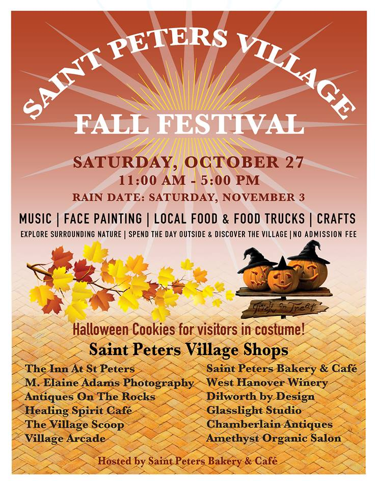 St Peters Village Fall Festival