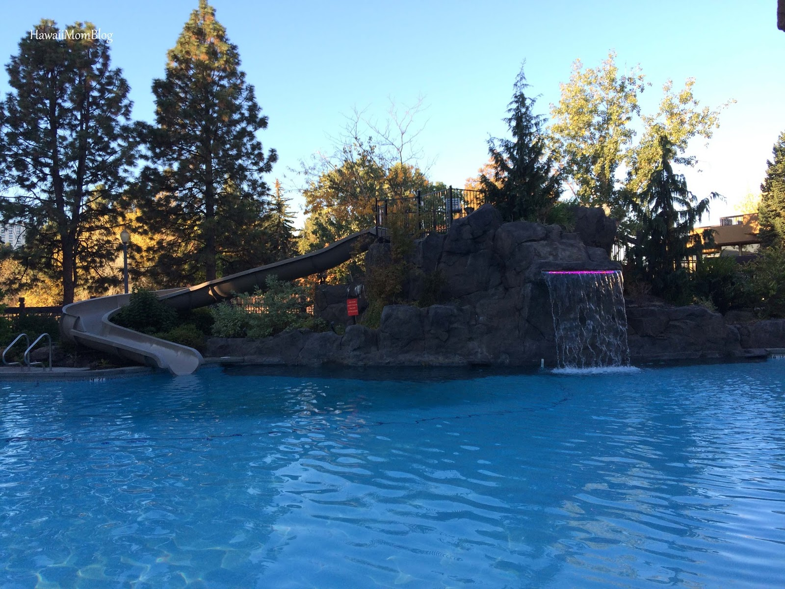 Red Lion Hotel Inn At The Park Spokane Wa
