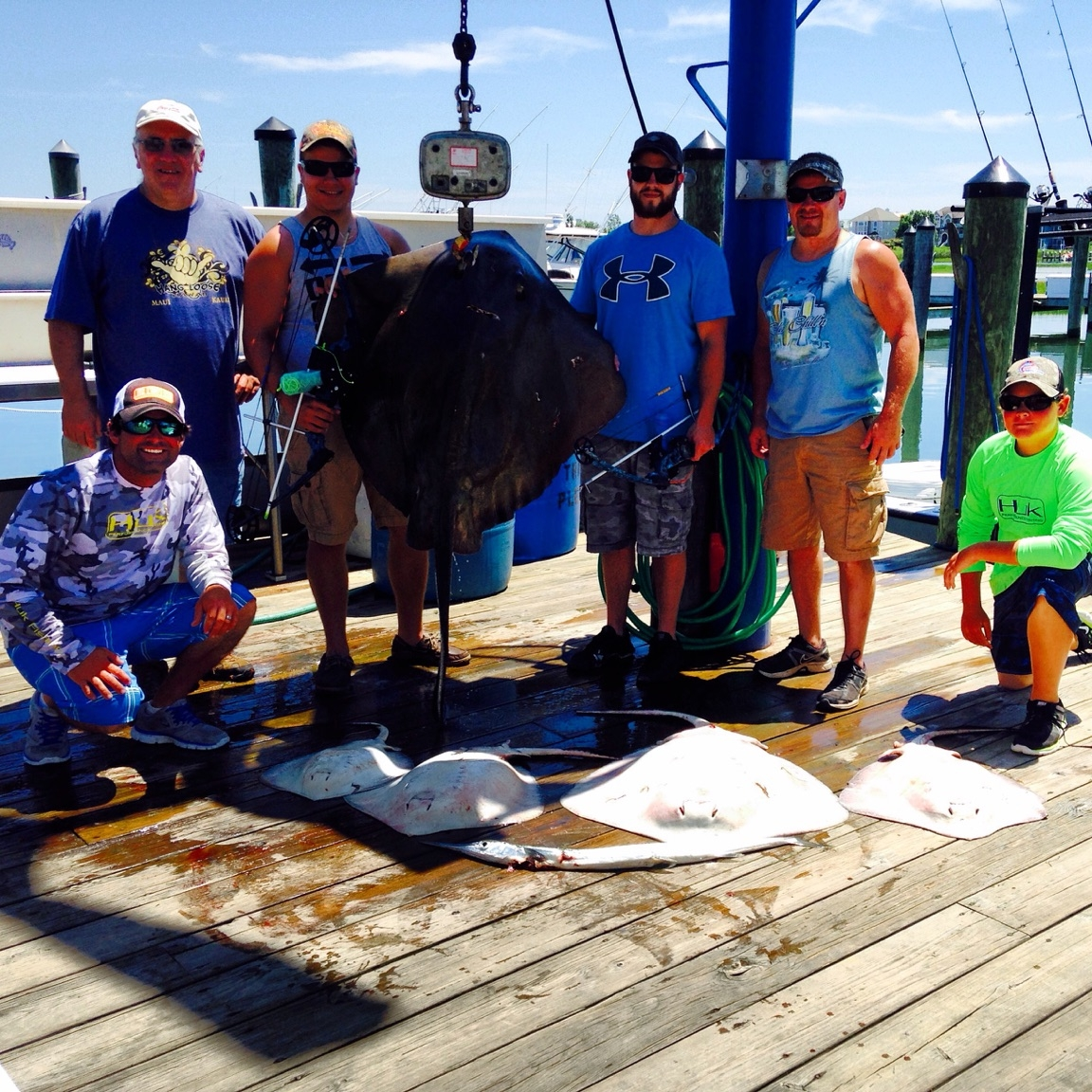 July 22 2015 daily reports news ocean city fishing center for Ocean city fishing center