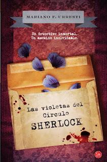 Las violetas del Círculo Sherlock (Mariano F. Urresti)