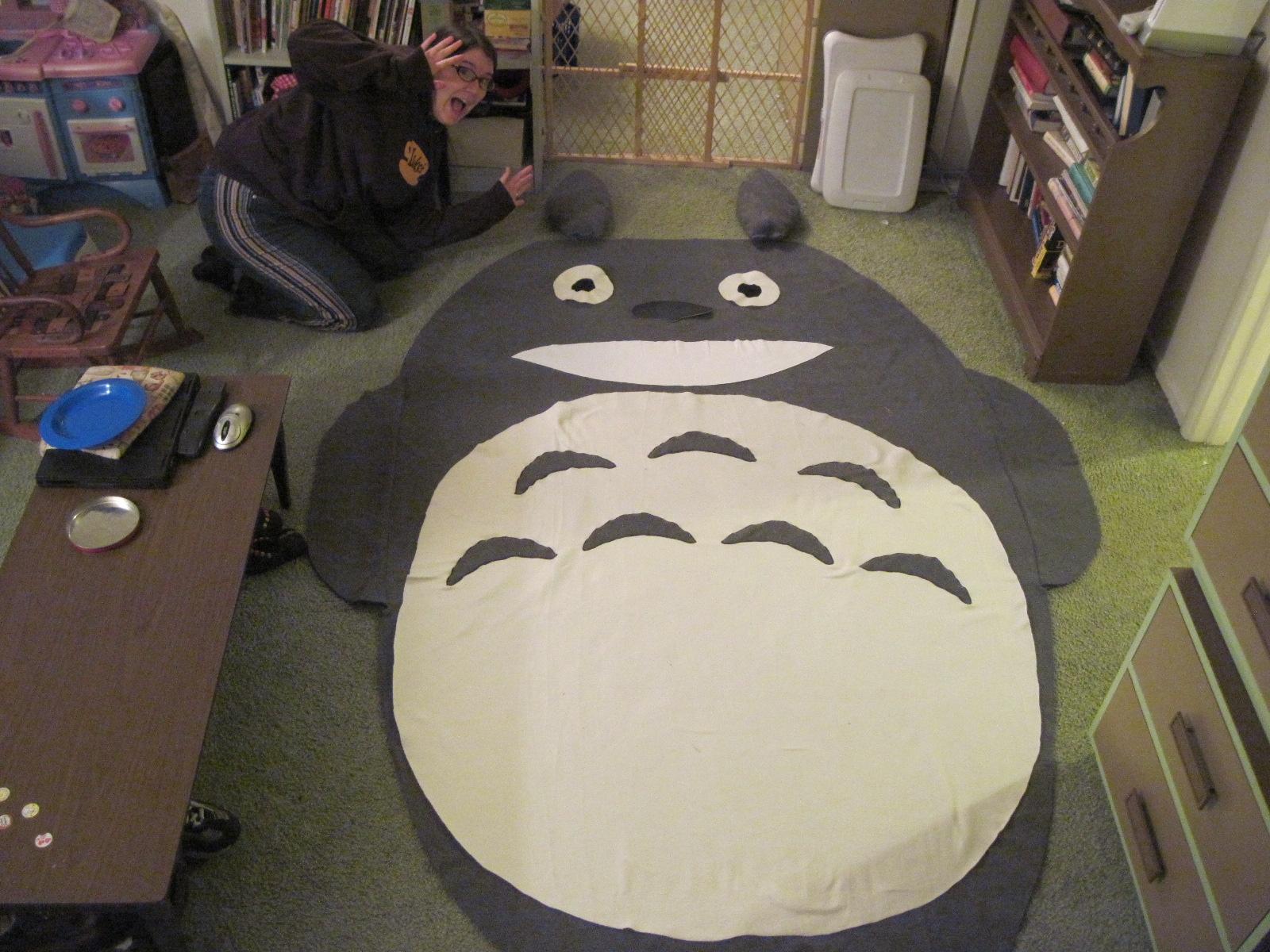 Totoro bean bag chair - Totoro