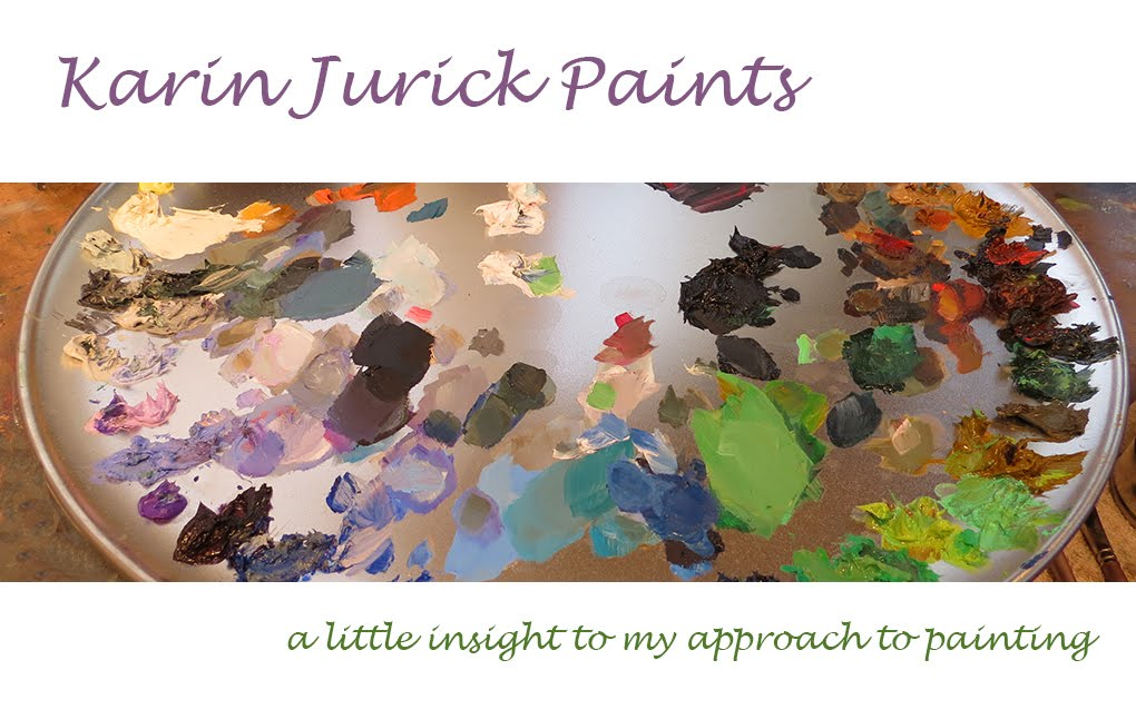 Karin Jurick Paints
