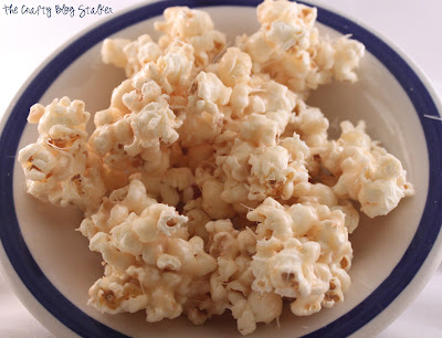 Sweet Popcorn Candy Recipe
