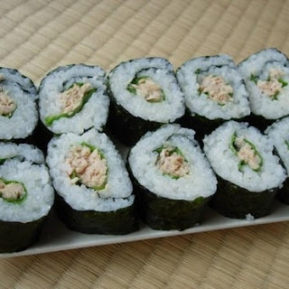 Tuna Salad Roll Recipe