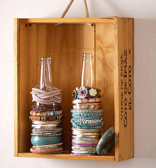 Top La pietra blu di Avalon: Organizzare i gioielli: tutorial, fai-da  RX35