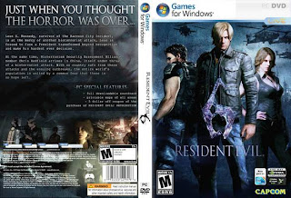 Resident Evil 6 Front Cover 65605 DOWNLOAD FULL RESIDENT EVIL 6