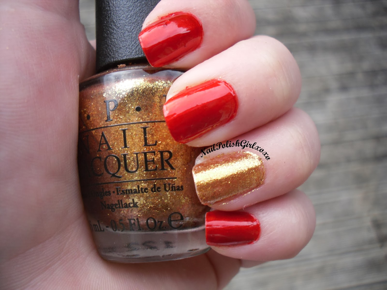 Die Another Day Goldeneye OPI