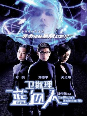 Xem phim Lam Huyết Nhân - The Wesleys Mysterious File (2002)