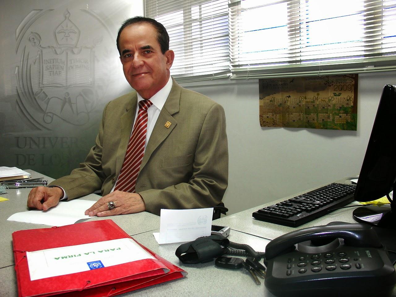 El profesor Manuel Aranguren destacó que dinero que llega, dinero que se paga. (Foto: RDF)