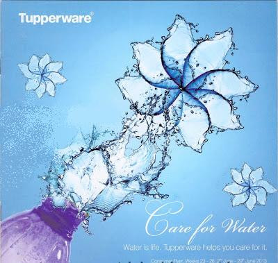Tupperware Flyer June 2013