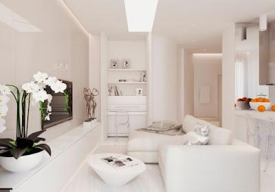 Design de Interiores Moderno com cores forte