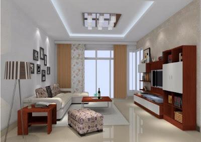 Gambar desain plafon rumah minimalis