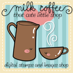 Designer For MilkCoffee Stamps