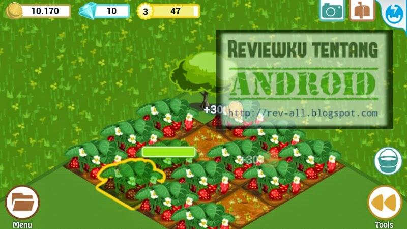 Waktunya panen Farm Story versi 1.9.6.4 - Permainan android bertani dan saling berkunjung via internet (rev-all.blogspot.com)