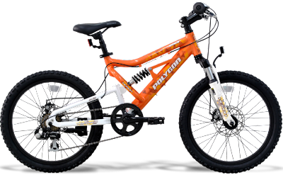 POLYGON CYCLE: SEPEDA POLYGON MTB HERON 20