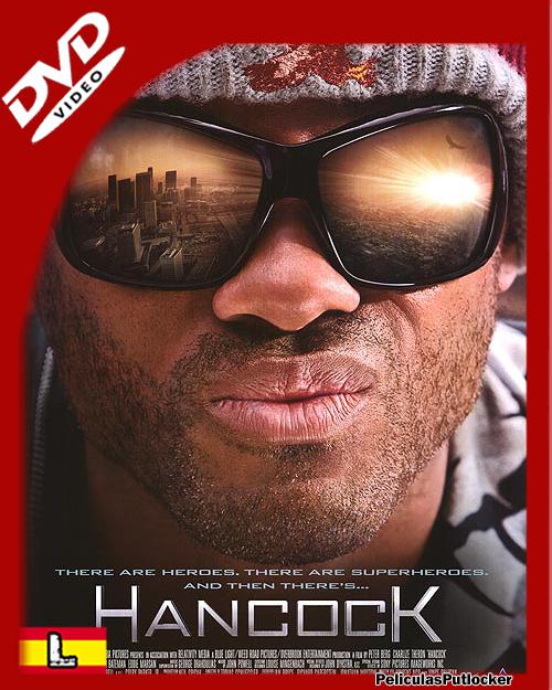 Hancock [DVDRip] [Latino] [MG-FD]